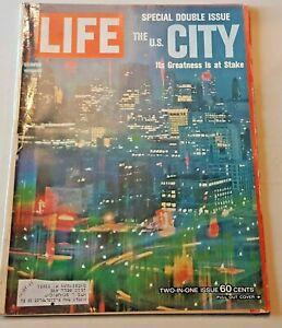 December 24, 1965 LIFE Magazine COKE Ad 1960s Advertising ads FREE SHIP Dec 12