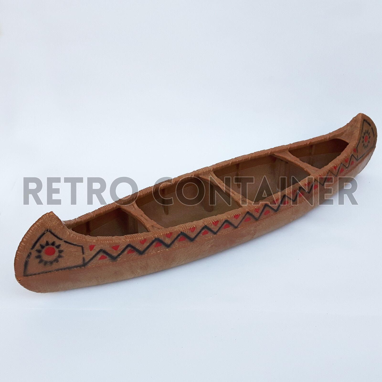 BIG BIG BIG JIM MATTEL - Vintage Parts & Accessories - Indian Canoe Canoa Karl May 06fe76