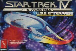 AMT-ERTL-1-537-Star-Trek-IV-The-Voyage-Home-USS-Enterprise-Plastic-Kit-6693U