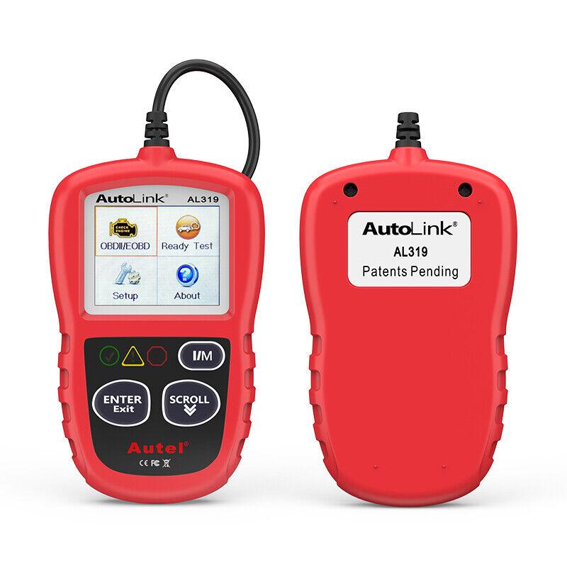 Autel Autolink AL319 OBD2 CAN OBDII Auto Car Code Reader Diagnostic Scanner Tool 10