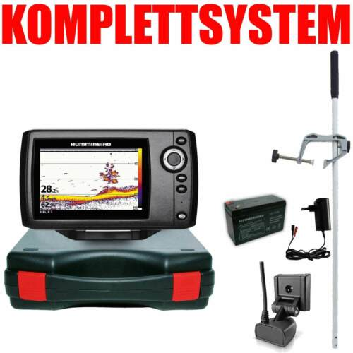 Humminbird Echolot Portabel Master Edition Komplettsystem - Helix 5 Sonar G2