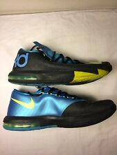 97074c84a308 item 2 Nike Mens KD VI Away II Black Volt Vivid Blue Basketball 599424-010  Size 10.5 -Nike Mens KD VI Away II Black Volt Vivid Blue Basketball  599424-010 ...