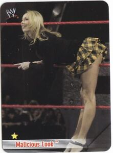 Rare-STACY-KEIBLER-2004-WWE-Smackdown-Crystal-III-71-ITALY-EXCLUSIVE