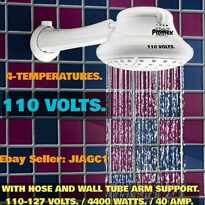 LORENZETTI 3 TEMPERATURES SHOWER HEAD ARM INCLUDED
