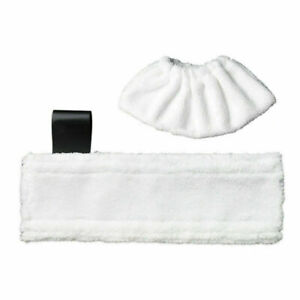 Cleaning Cloth Mop Pad Cover Kit For KARCHER SC2 SC3 SC4 SC5 Steam Cleaner Parts