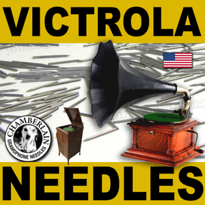 300-LOUD-TONE-VICTROLA-NEEDLES-for-PHONOGRAPH-Gramophone-Victor-Columbia-Sonora
