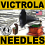 thumbnail 1 - 300-LOUD-TONE-VICTROLA-NEEDLES-for-PHONOGRAPH-Gramophone-Victor-Columbia-Sonora