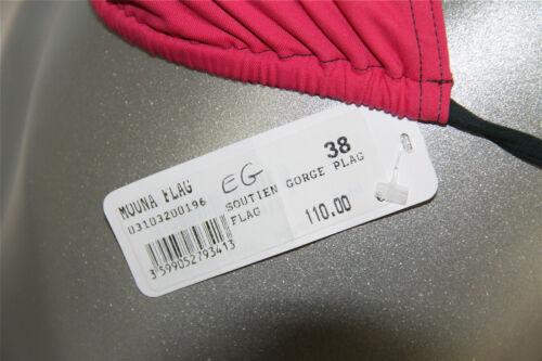 haut ERES mouna duni T 38 NEUF ÉTIQUETTE V maillot de bain multicolore 110€