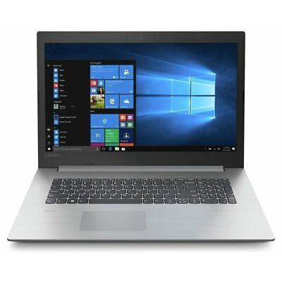 Lenovo IdeaPad 330 17.3 Inch i3-8130U 2.2GHz 4GB 1TB HDD Laptop Windows 10 Grey