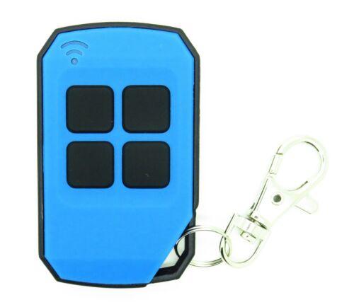 Compatible Télécommande Avec Gibidi Domino AU03000 Roulant Code 433.92MHz