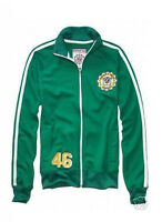 $45 Aeropostale Chest Patch Green 46 Track Jacket