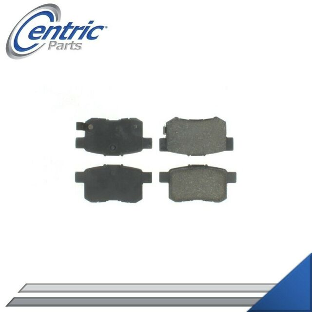 Rear Premium Brake Pads Set Left And Right For 2009-2010