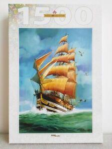 1500 Piece Jigsaw Puzzles,sailin