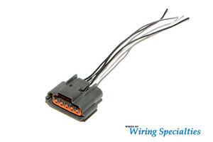 wiring specialties maf afm plug skyline r32 r33 gtst gtr rb20det rh ebay com Wiring Specialties SR20DET Wiring Diagram for Sr20 Swap