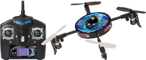 Jamara Alien Attack V2 Quadrocopter 4+1 Kanal 2,4 GHz RTF Set flugfertig