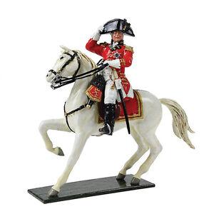 Britains 47061 - Le roi George Iii à cheval, 1798 884101470616