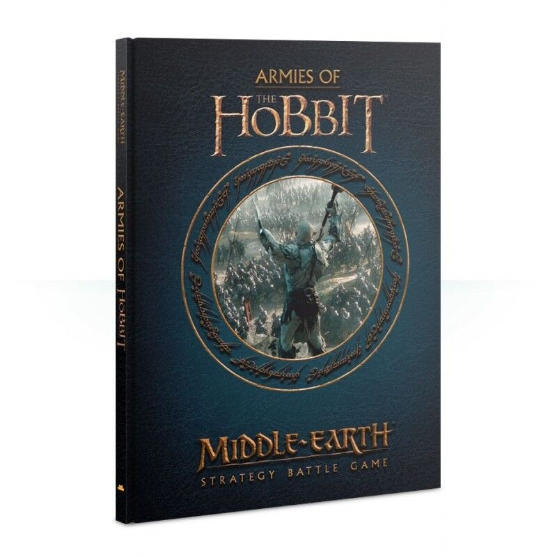 Armies of The Hobbit (Inglese)