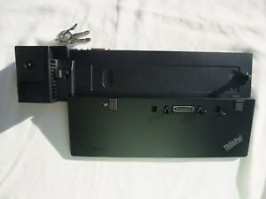 Details about Lenovo ThinkPad Ultra Dock T440 Notebook Docking Station P/N:  40A2M200R2MV
