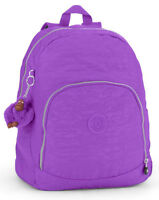 Carmine A Large Backpack In Vivid Purple Print £74
