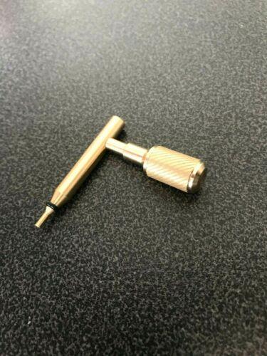 SONDA estesa-Zigrinato Maniglia Per Crosman 1377 /& 2240 /_ 50 .17cal con filo di acciaio