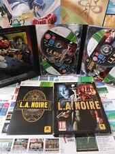 Xbox 360:L.A. Noire - édition intégrale [TOP ROCKSTAR GAMES] COMPLET - Fr