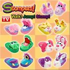 NEW STOMPEEZ CHILDRENS  HOUSE SHOES AS SEEN ON TV STOMPERS STAMP KIDS SLIPPERS