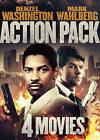 Mark Wahlberg/Denzel Washington Action Pack (DVD, 2013)