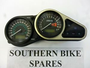 1998-1999-Kawasaki-ZX6R-G1-G2-Ninja-Clocks-MPH-Speedo-Speedometer-BREAKING-G
