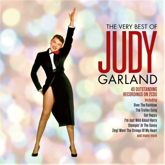 JUDY GARLAND - THE VERY BEST OF  (NEW SEALED 2CD Digipak)