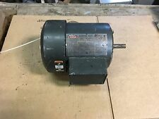 Lincoln Electric Inverter Duty, 1/2hp motor, 1140rpm, 230/460v, en-TEFC, fr-56