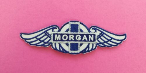 11.5*3.5 CM NEUF MORGAN A006 //// ECUSSON PATCH AUFNAHER TOPPA