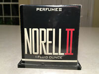 Vintage Norell Ii (2) Perfume Ii (2) 2538 Brand New/sealed 1 Ounce/30 Ml