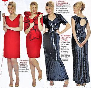 V-neck-SHIFT-DRESS-Keyhole-Back-SHRUG-Prima-Sewing-Pattern-10-12-14-16-18-20