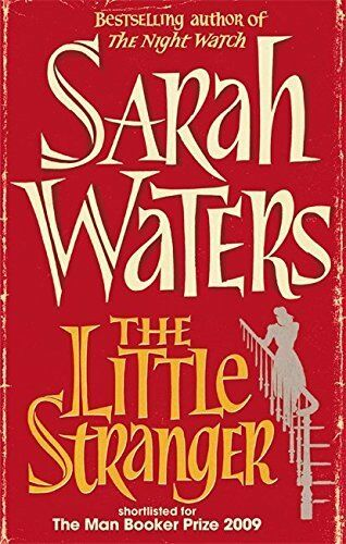 1 of 1 - The Little Stranger by Waters, Sarah 1844086062 The Cheap Fast Free Post