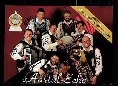 National UnermüDlich Aartal Echo Autogrammkarte Original Signiert ## Bc 77968 Das Ganze System StäRken Und StäRken