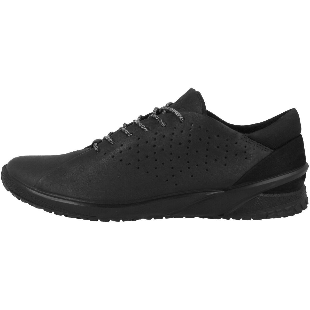 Ecco biom Life zapatos Natural Motion mujer cortos señora negro 880313-01001