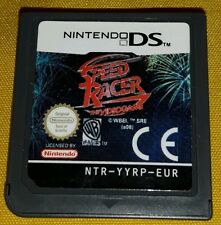 SPEED RACER - Nintendo DS - NDS - Game Gioco
