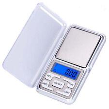 846| Balance électronique de Précision Mini 0.1g-500g Pèse de Poche Scale Bijoux