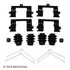 Disc Brake Hardware Kit Front Beck/Arnley 084-1711 fits 09-15 Honda Pilot