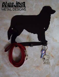 Dog leash and key hook