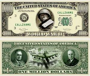 Colorized $2 Bill US Legal Tender FRANKLIN D ROOSEVELT President 1933-1945