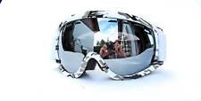 Ravs Schutzbrille Schneebrille Skibrille alpine Sportbrille goggles Camouflage