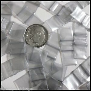 Image Is Loading 3838 Tiny Ziplock Bags Silver Le Brand Dollhouse