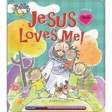 Jesus Loves Me! (2013, Board Book)