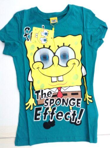 Spongebob Squarepant/'s Ladies cotton TV cartoon p.j top or T Shirt