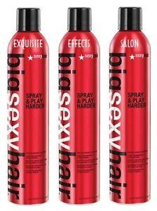 3 three big hair spray and play harder hairspray 10