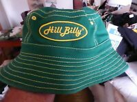 Bucket Hat boonie Fishing/hunting/drinking hillbilly Nation Brand Tags