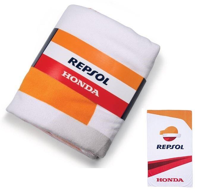 HONDA UFFICIALE RACING TELO MARE REPSOL 08REP-TWL-BEACH SPIAGGIA MOTOGP