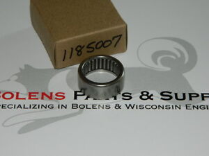 Details about Bolens HT23 Steering shaft bearing 1185007 FREE SHIPPING!!  118-5007