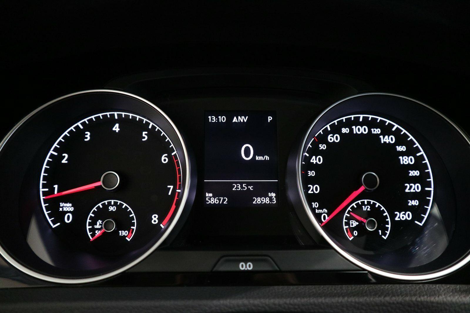 VW Golf VII 1,4 TSi 125 Allstar Variant DSG BM - billede 7